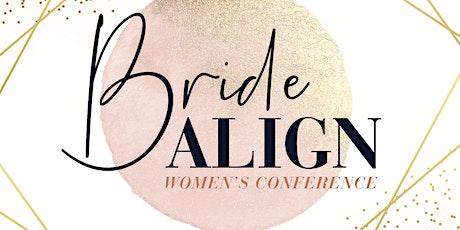 Bride Align tickets
