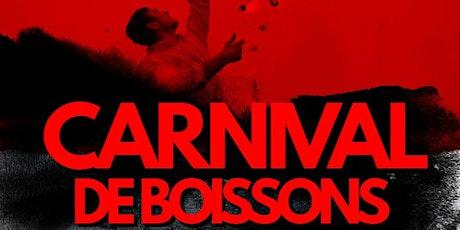 Carnival de Boissons tickets
