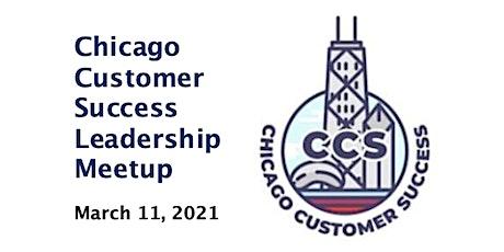 Chicago Customer Success - March Meet Up tickets