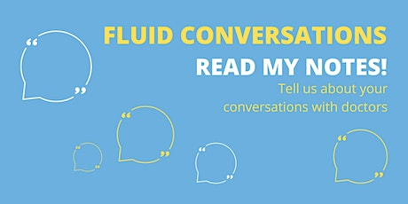 Fluid Conversations - Feb 2021 tickets