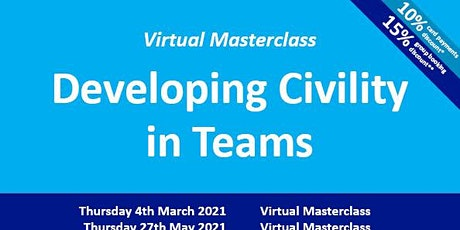 Developing Civility in Teams Tickets