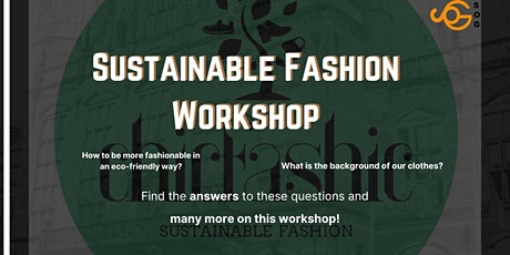 Sustainable Fashion Workshop tickets