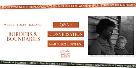 Nordic Women in Film /AND BREATHE NORMALLY /Q&A + Conversation tickets