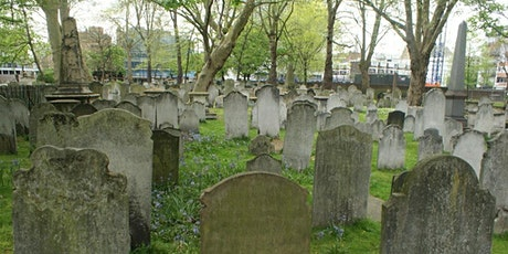 VIRTUAL TOUR - Discovering the Bunhill Fields area tickets