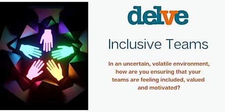 Inclusive Teams tickets
