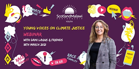 Young Voices on Climate Justice with Dani Lagus and Friends tickets