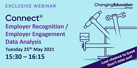 CONNECT - Employer Recognition / Employer Engagement Data Analysis tickets