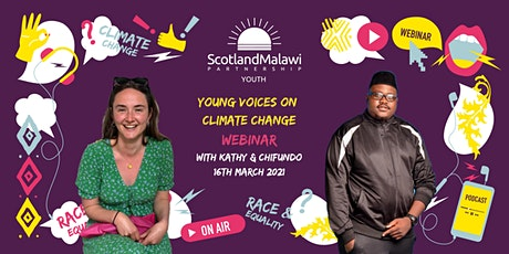Young Voices on Climate Change with Kathy and Chifundo tickets