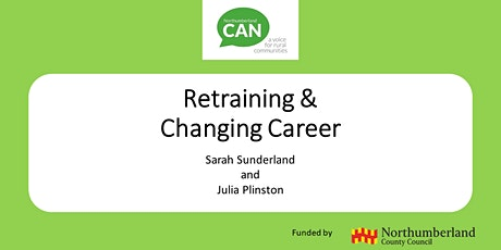 Employability Webinar 6-  Retraining and Changing Career tickets