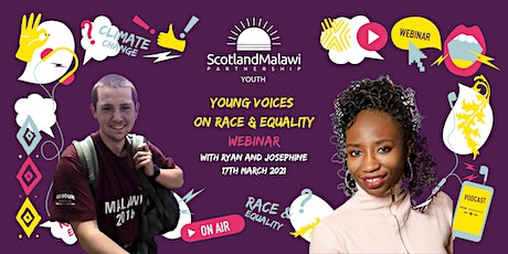 Young Voices on Race and Equality with Ryan and Josephine tickets