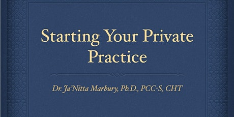 Starting Your Private Practice tickets