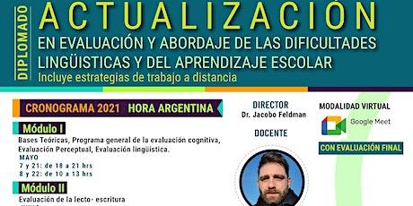ACTUALIZACIÓN EN EVALUACIÓN Y ABORDAJE DE LAS DIFICULTADES LINGÜÍSTICAS entradas