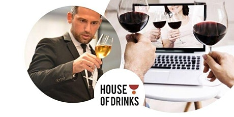 Online tasting with House of drinks and Gianluca Di Taranto tickets