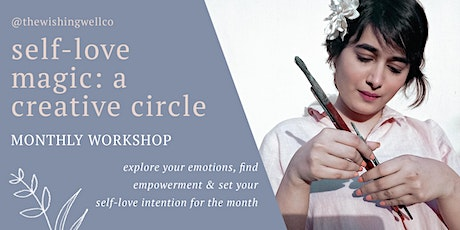 Self-love Magic: A Creative Circle tickets