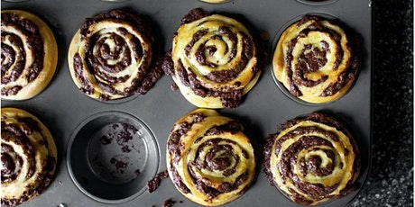 I Will Bake One Batch of Chocolate Swirl Buns for February Bake-Along tickets