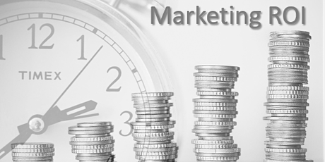Maximising your marketing ROI tickets
