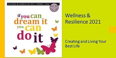 Wellness & Resilience: Creating and Living Our Best Life (All Staff) tickets