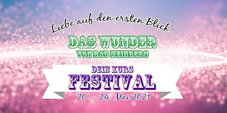 """Dein Kurs-Festival """"Liebe auf den ersten Blick"""" Tickets"""