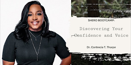 SheEO Bootcamp: Discovering Your Confidence and Voice tickets