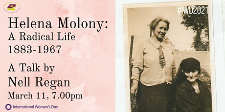 Helena Molony: A Radical Life 1883 – 1967 by Nell Regan tickets