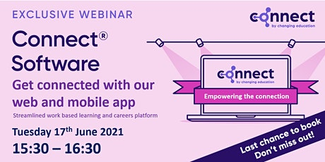 CONNECT - Web Platform & Mobile App Showcase Event tickets