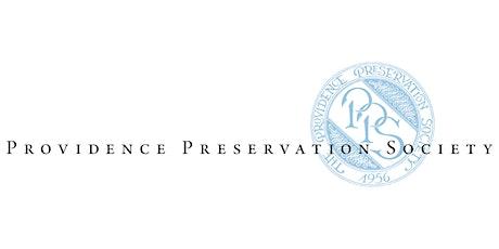 Bite-Sized Preservation: Providence Architects 102 tickets