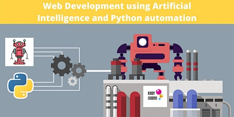 Web Development using AI and Python Automation Private Trial for Kids tickets