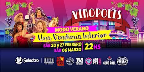 VINOPOLIS - MODO VERANO entradas