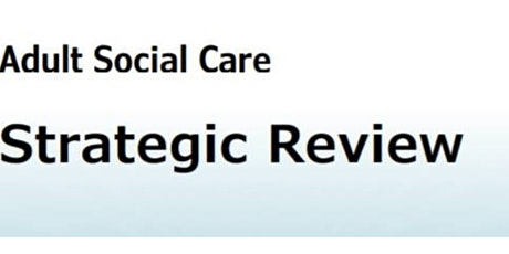 Project Group: Adult Social Care Review tickets