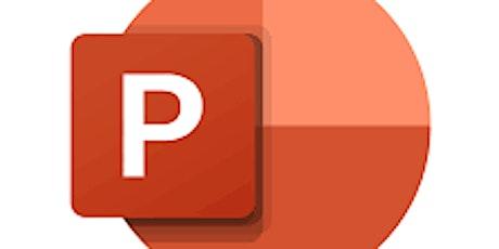 PowerPoint Basics Tickets