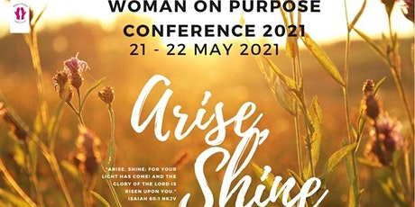 WOMAN ON PURPOSE CONFERENCE 2021 tickets