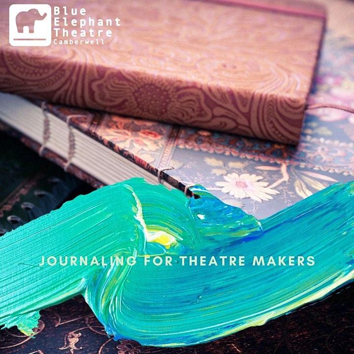 Journaling Workshop for Theatre Makers image