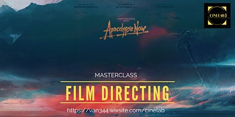 Free Masterclass: Film Directing tickets