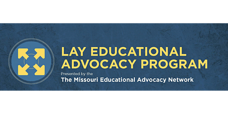 Lay Educational Advocacy Foundational Training tickets
