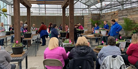 DIY Container Garden Workshop - 10am-11am tickets