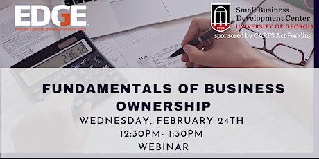 Fundamentals of Business Ownership tickets