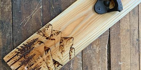 Cultural Creations -  Wood Burning Crystal Bailar tickets