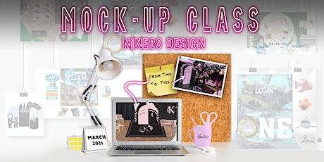 Mock-up Class tickets