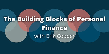 The Building Blocks of Personal Finance Pt. 2 tickets