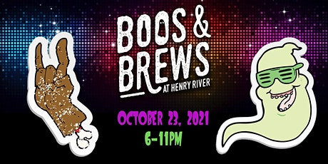 Boos and Brews tickets