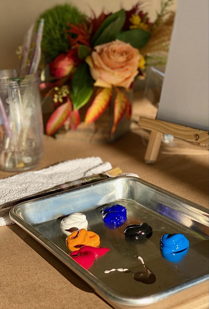 Artxcursion Presents Apple blossoms Paint Party image