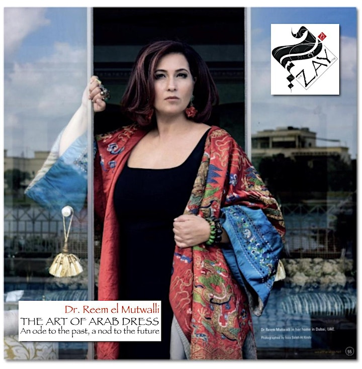 The Art of Arab Dress: Tradition, Heritage & Culture image