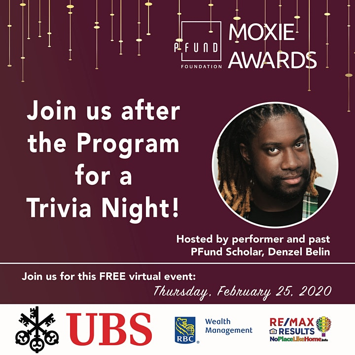 Virtual Moxie Awards image