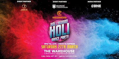 BOLLYWOOD HOLI DANCE PARTY tickets