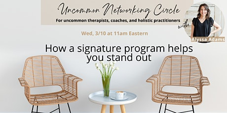 Uncommon Networking Circle tickets