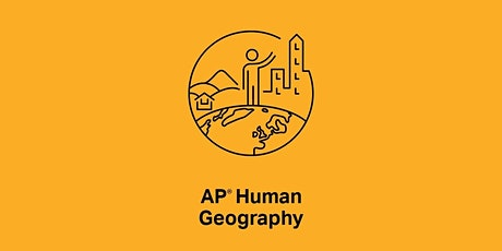AP Human Geo Saturday VIRTUAL Study Session 1 tickets