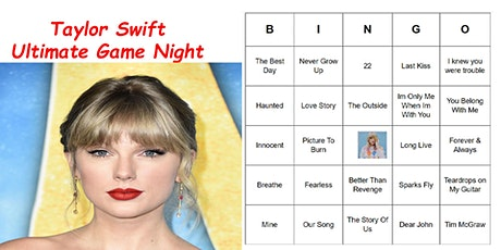 Taylor Swift Ultimate Game Night tickets