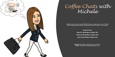 Coffee Chats with Michele tickets