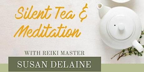 Silent Tea and Meditation 2021 tickets