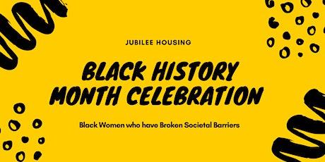Jubilee's Black History Month Celebration tickets